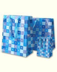 Подаръчна хартиена торба лукс 2