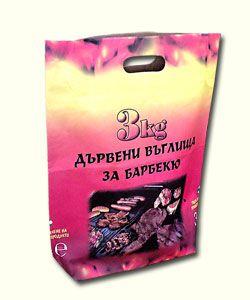 paper bag /sack/ for 3 kg, 5 kg, 10 kg of charcoal