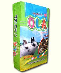 paper bag/sack/ for 20kg of seed animal food (rabbits)